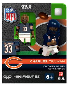 OYO minifigures | 2013 NFL Generation 1 Limited Edition