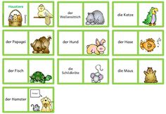 Vocabulary for Schulsachen Learning IN German