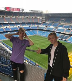 What an amazing time we had Bernabéu! The stadium for ! This is the coolest thing we've done so far in Spain! Let's see how… My Everything, Great Friends, Guinness, Spain, Singer, In This Moment, Let It Be, Cool Stuff, Boys