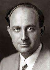ENRICO FERMI (Roma 1901 - Chicago 1954) , NOBEL PER LA FISICA NEL 1938