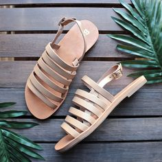 bc footwear - teacup leather ankle strap sandals in tan - shophearts - 1 Red Sandals, Cute Sandals, Cute Shoes, Leather Sandals, Ankle Straps, Ankle Strap Sandals, Espadrille Shoes, Espadrilles, Fashion Heels