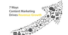 Content marketing needs to be viewed as a strategic business initiative. Here are 7 of the many ways content marketing fuels revenue growth for organisations. Marketing Automation, Inbound Marketing, Email Marketing, Content Marketing, Social Media Marketing, Digital Marketing, Lead Generation, Business, Text Posts