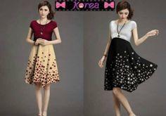baju korea cantik dan modis S341 300x210 Baju remaja modis cantik korea S341