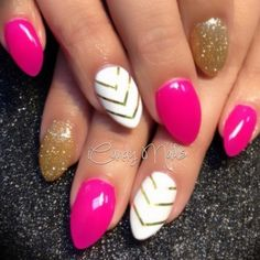 #ShareIG #nailed by @Serena Doige #icandy #teamicandy #icandynails