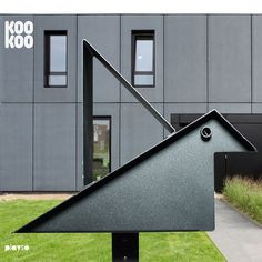 KOO KOO MAILBOX BY PLAYSO