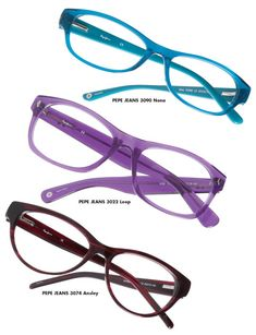 Mondottica USA launches Pepe Jeans Eyewear, an exciting new eyewear collection filled with fresh, contemporary designs and offered in a rainbow of colors.