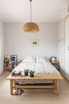 Reward Yourself: A Better Bedroom by Sunday Night — The January Cure Assignment #15