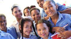 Gobierno inaugura tres centros educativos en San Francisco