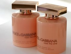 dolce & gabbana lotions and gels