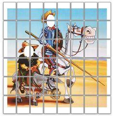 Photocall del Quijote