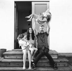 20 семейных снимков, на которых главное — это любовь