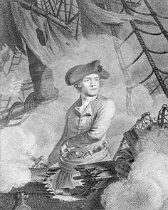 john paul jones will | John Paul Jones , from an engraving by c. 1779 after the Battle of ...