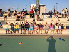 Atfa and Amita fun kids at oaka!!