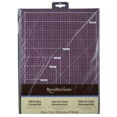 Recollections™ Self-Healing Cutting MatRecollections Self-Healing Cutting Mat