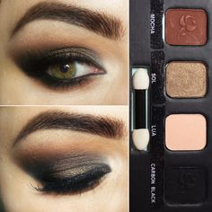 Tutorial inspirado no estilo de maquiagem da Anitta