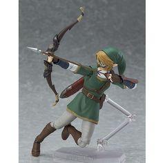 The Legend of Zelda: Twilight Princess figma : Link [Twilight Princess ver. DX Edition]