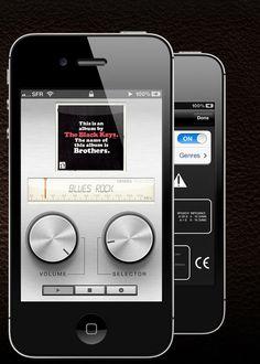 HiFi Tuner App