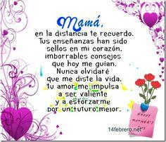 Textos Lindos De Amor Para Mama En Su Dia Cumpleanos Mama