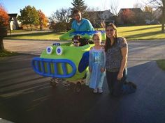 The William Whiston Family Journey: Halloween 2014 Toy Story Costumes, Halloween 2014, Journey, Outdoor Decor