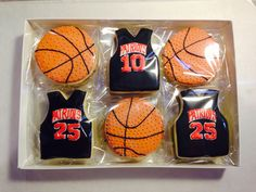 Basketball Birthday Party For Men - Basketball Boys Clipart - Basketball Ring - Basketball Baby Shower, Basketball Birthday Parties, Sports Birthday, Boy Birthday, Basketball Cookies, Basketball Decorations, Basketball Shoes, Royal Icing Cookies, Sugar Cookies