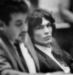 """A man's beliefs are his own business. Neither the Church nor anybody else has any right to tell you how to think and how to act; that's what real freedom is about: to be able to be who you really are, not what you are expected or supposed to be.""  - Richard Ramirez"