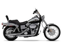 Harley-Davidson Wide Glide (2003)
