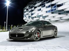 #Maserati Adds Formerly Deleted Rear Seats and More Power to #GranTurismo MC Stradale [2013 Geneva Auto Show]