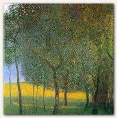 www.bestartdeals.com.au - Fruit Trees, $359.00(http://bestartdeals.com.au/reproduction-gallery/shop-by-artist/gustav-klimt/fruit-trees/)