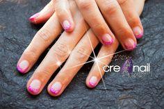 pink-lila ineinandergezogen :)