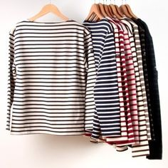 Saint James:  A wardrobe must.