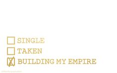 Building my empire gold