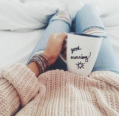 Photo Morning cozy outfit from Trendy Outfit Ideas To Update Your Look