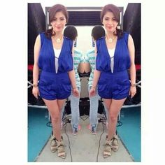The Angel Locsin, Kathryn Bernardo, Overall Shorts, Overalls, Celebs, Cute, Women, Fashion, Celebrities
