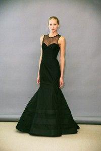 bottle green floor length bidresmaid dress for winter 2013 - Fashion Fill