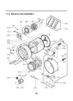 Amazing Kenmore Elite Washer 796 42198900 Cabinet And Control Panel Assembly Wiring Database Aboleterrageneticorg