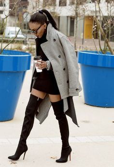 Chic in the Street