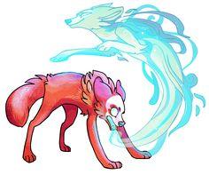 Ghostwolf by griffsnuff.deviantart.com on @deviantART