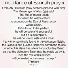 (Hadith) The importance of Sunnah prayer – Aarif Billah Islam Hadith, Islam Quran, Alhamdulillah, Islamic Dua, Islamic Quotes, Arabic Quotes, Hindi Quotes, Quran Verses, Quran Quotes