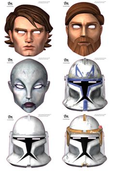 Star_Wars_Masken