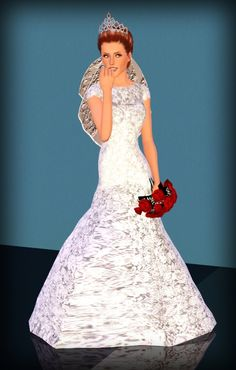 The Wedding Collection At Cloudwalker Sims