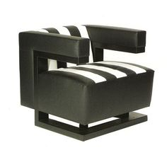 This armchair was designed for Gropius' office at the Dessau Bauhaus. Walter Gropius Armchair by Tecta