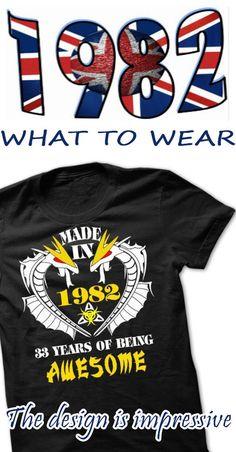 1982 t shirts