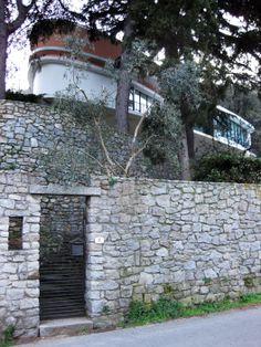 Leonardo Ricci - Villa della Valle (ex Casa Balmain)