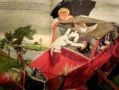 "Guida e o Automovel, Verbo 1978 / Pierre Probst's ""Caroline"" Series."