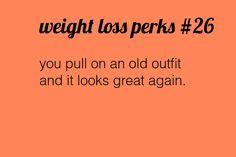 Weight Loss Perks