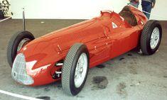 1951 Alfa Romeo Tipo 159 Alfetta
