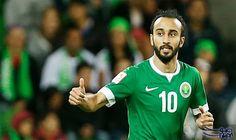 """الهزاع والسهلاوي على رأس تشكيلة """"الأخضر"""" في معسكر الرياض: أعلن المدير الفني للمنتخب السعودي الأول لكرة القدم، الأرجنتيني إدجاردو باوزا،…"""