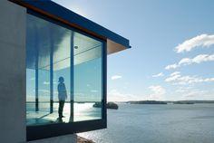 Summerhouse Munsö. Widjedal Racki Bergerhoff arkitekter. » Lindman Photography