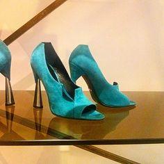 Ma che belle! @luisatratzishoes #MilanoFashionWeek #shoes #mfw #milano #crazyforshoes #maurogrifoni #manustyle