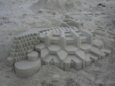Castillos de arena extremos de Calvin Seibert 5 650x487 Extreme Sandcastles Calvin Seibert